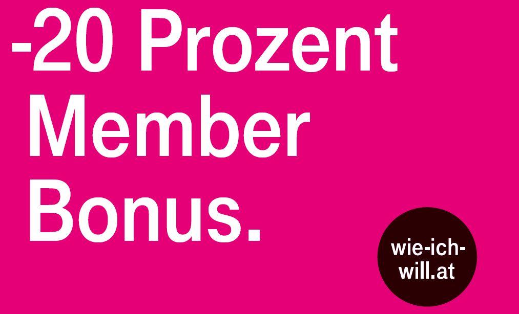 20 Member Bonus Bei T Mobile Pga Of Austria